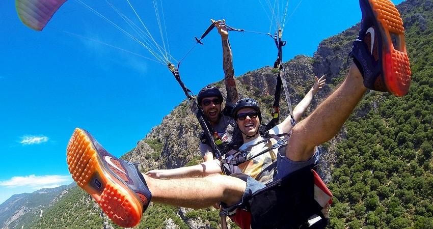 Kemer Paragliding