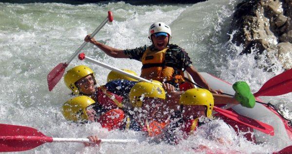 Kemer Rafting