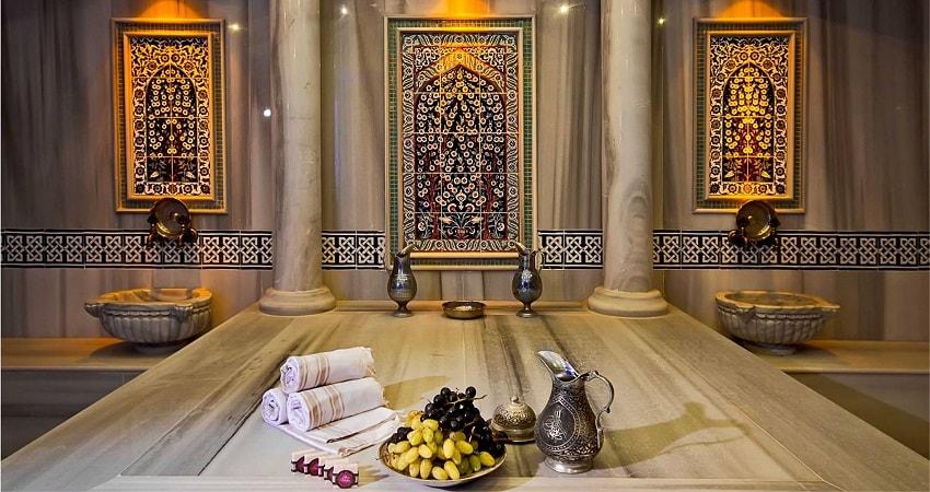 kemer turkish bath