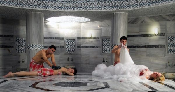 kemer turkish bath