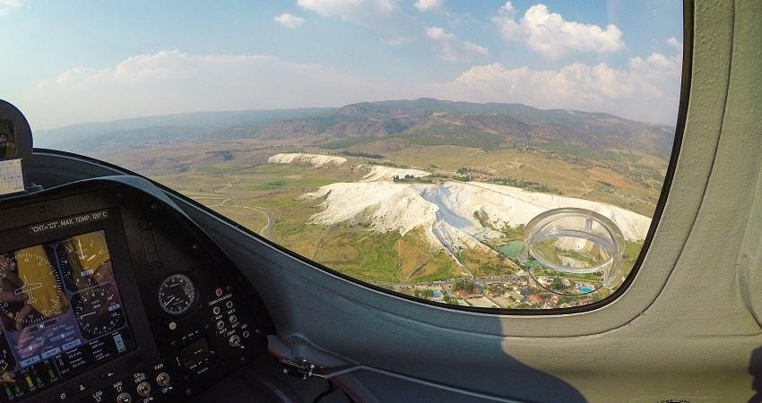 Pamukkale Gyrocopter