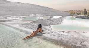 Can you bathe in Pamukkale