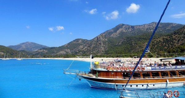 Didim Boat Trip