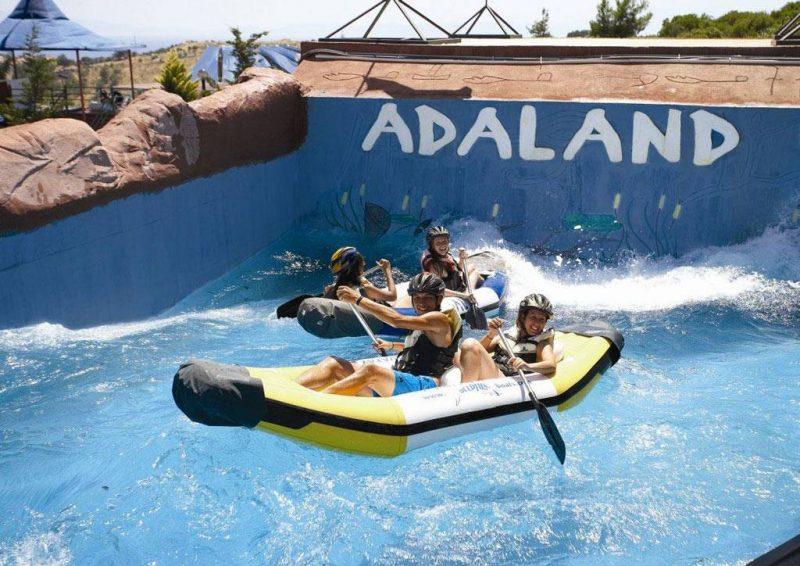 Adaland Waterpark From Didim