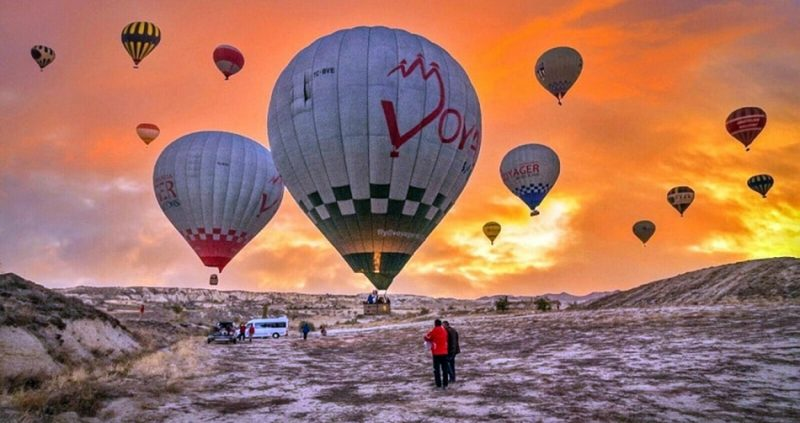 What can you do in Cappadocia