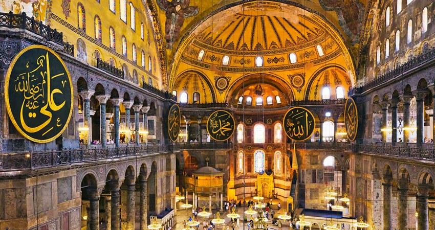 byzantine relics tour