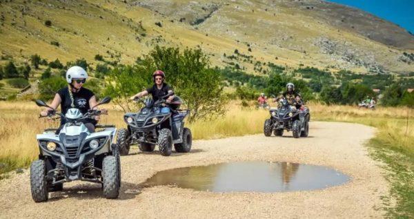 Kusadasi Quad Safari
