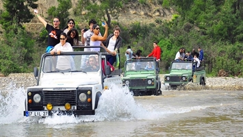 didim jeep safari