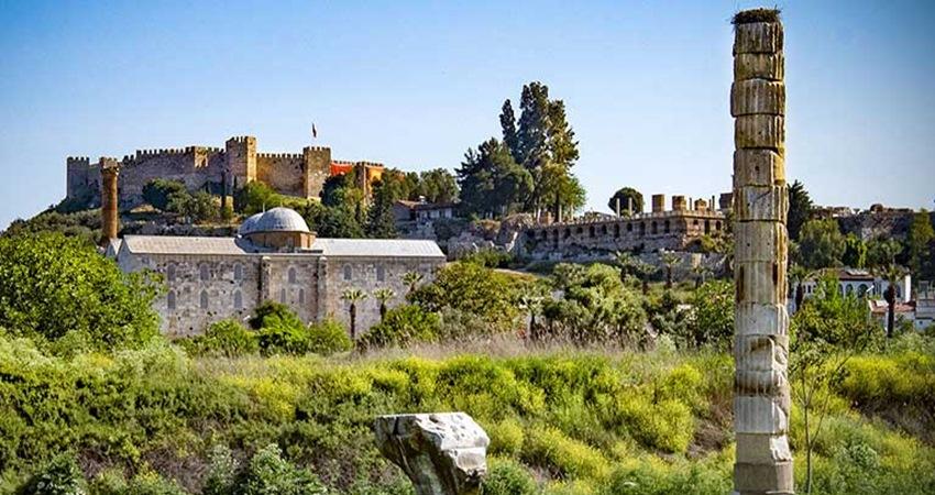 Kusadasi Ephesus Half Day Tour
