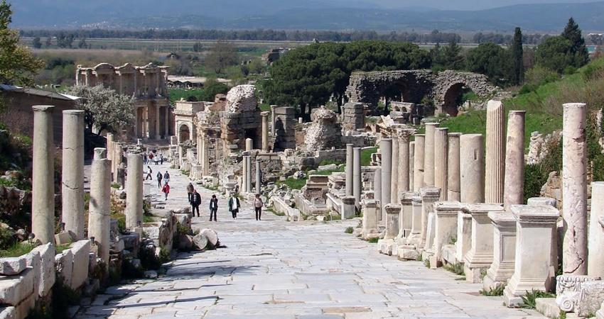 Ephesus Tour From Kusadasi