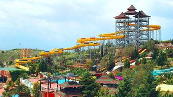 Adaland Waterpark From Didim