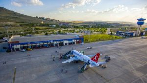 Which airport is best for Cappadocia?