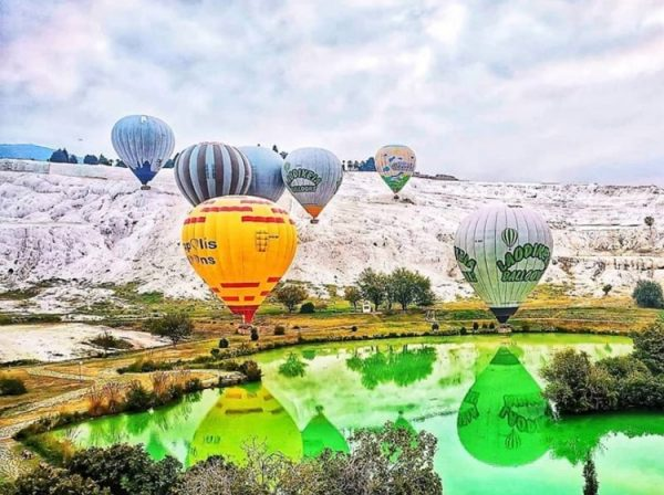 Kusadasi Balloon Tour