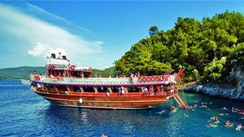 kusadasi boat trip