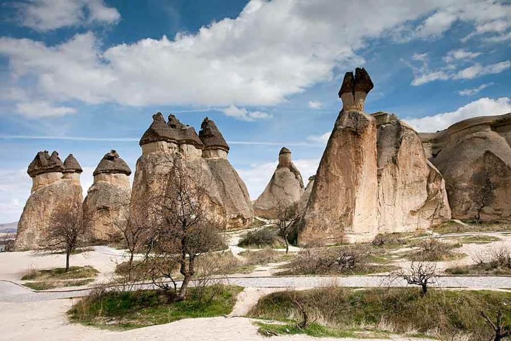 Istanbul 2-Day Cappadocia Tour