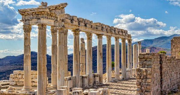 Pergamon Tour From Izmir
