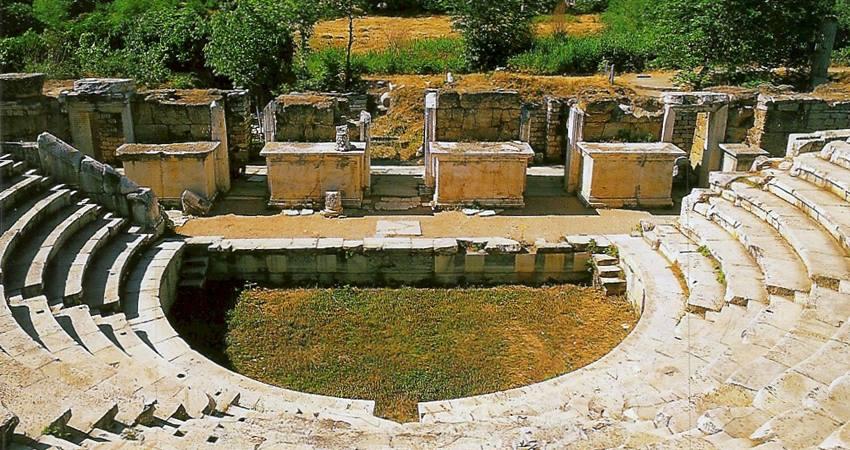 Izmir Aphrodisias Tour