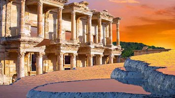 Pamukkale and Ephesus 2 Day Tour From Istanbul