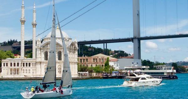 Bosporus Half Day Cruise Tour