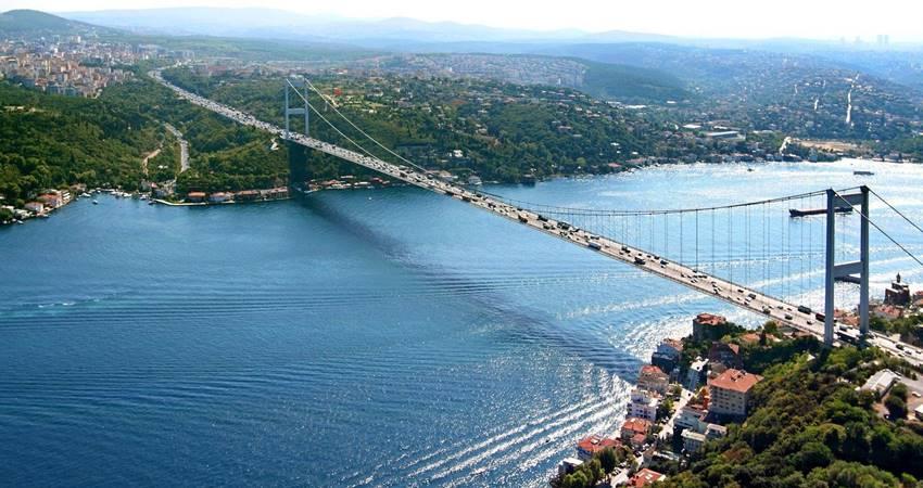 Bosporus Half Day Cruise Tour