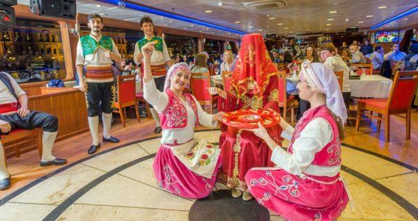 Bosphorus Dinner Cruise
