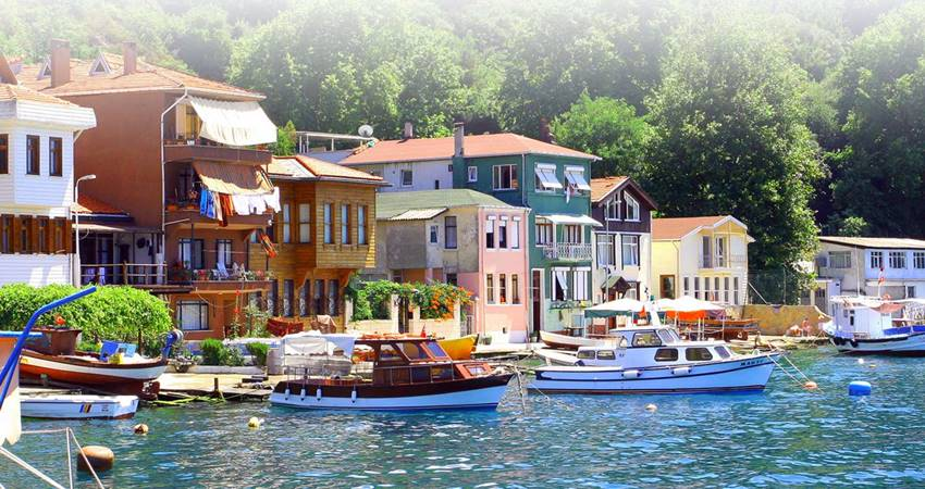 bosporus lunch cruise