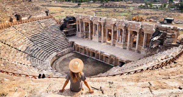 istanbul 3 days cappadocia pamukkale tour