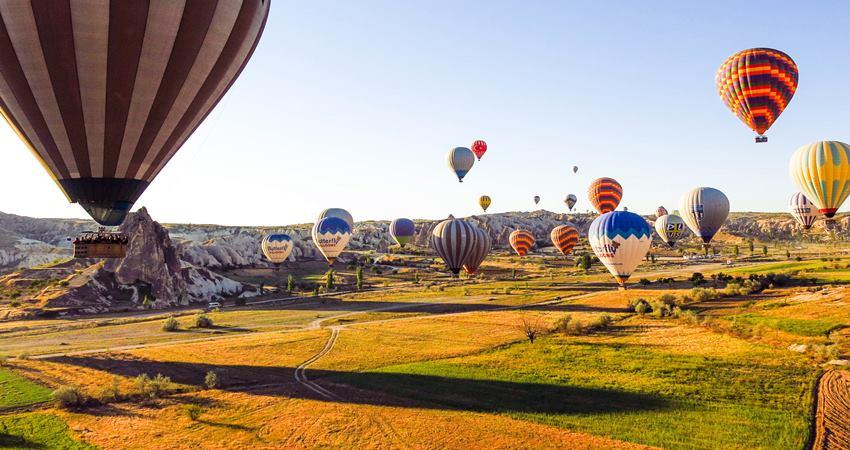 Istanbul 3Days Cappadocia Tour
