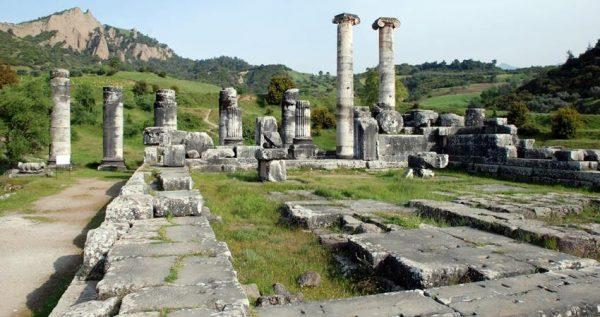 Sardes Day Tour From Izmir