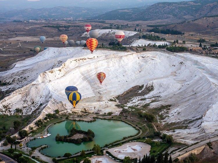 Istanbul Balloon Tour