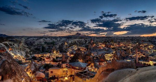 side 3 days cappadocia tour