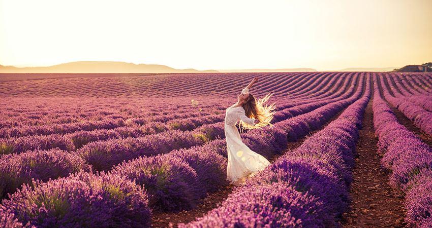 antalya salda lake and lavender gardens tour