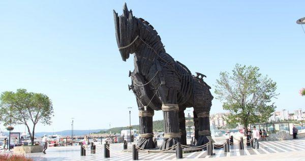 istanbul troy tour