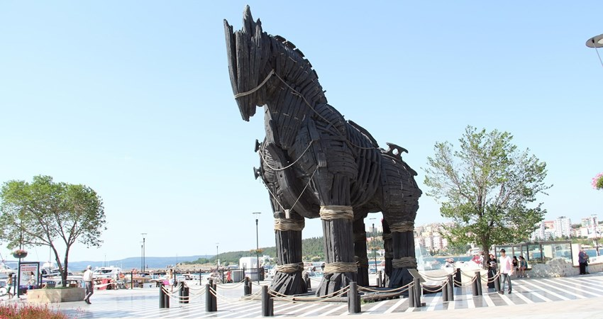 istanbul troy tour