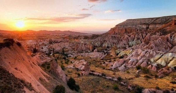 cappadocia sunset walking tour