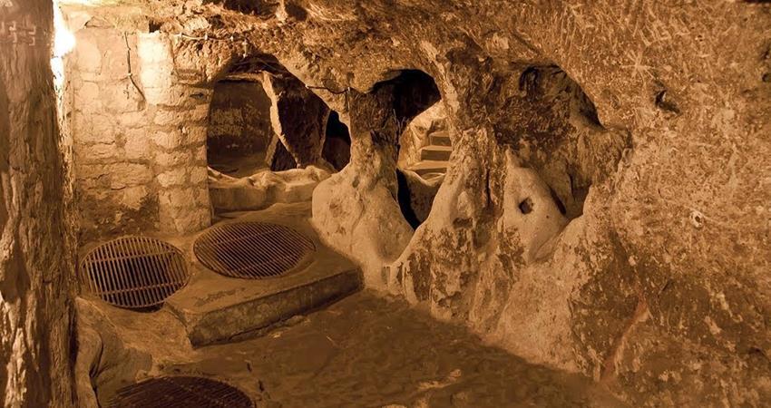 cappadocia yellow tour