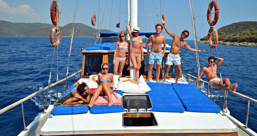 Bodrum private boat trip
