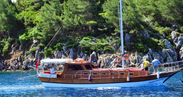 Bodrum private boat trip