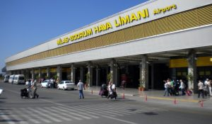 Which airport for Bodrum?