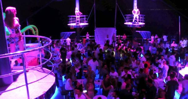 bodrum catamaran club
