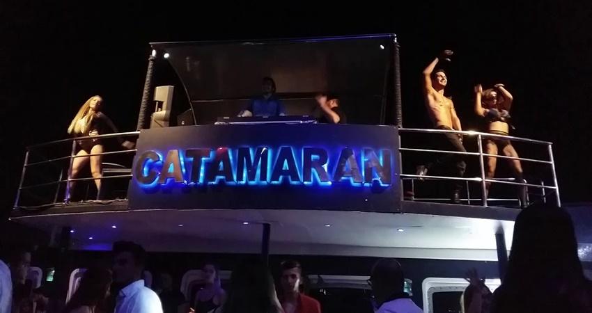 bodrum catamaran club