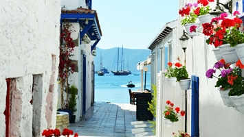 bodrum walking city tour