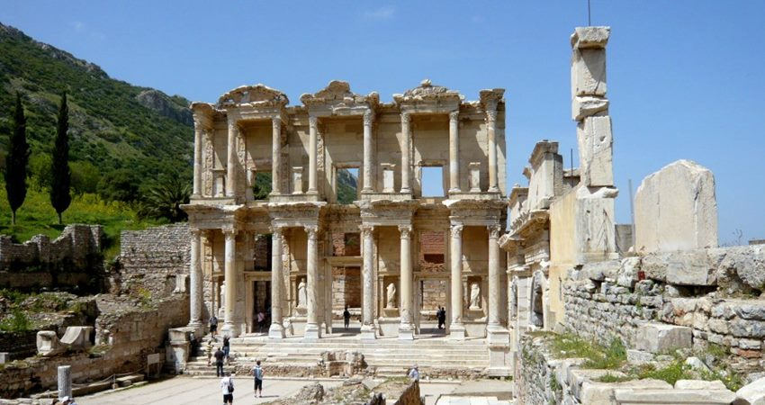 splendours of turkey tour