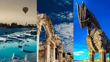 splendours of turkey tour