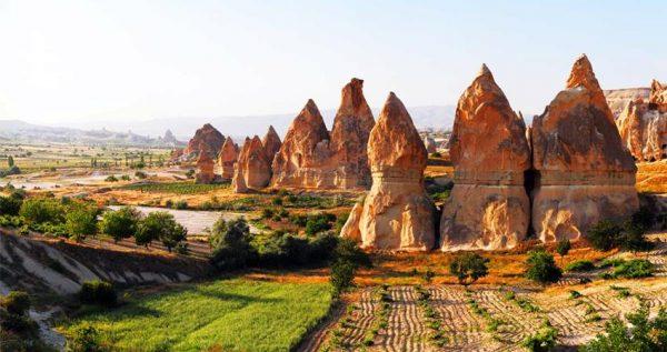 stunning turkey tour