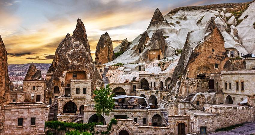 stunning turkey tour