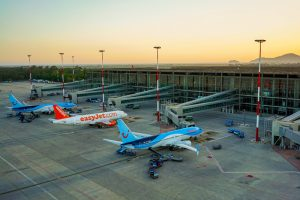 Which airport for Marmaris