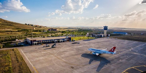 Which airport for Cappadocia