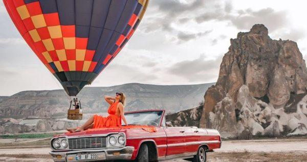 cappadocia classic car safari