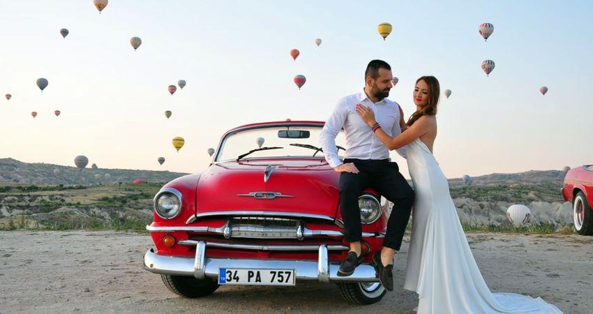 Cappadocia Classic Car Tour